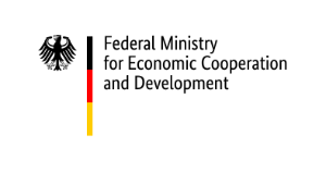 German Federal Ministry for Economic Cooperation and Development logo